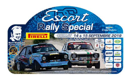 Chimay Escort Rally Special 2019